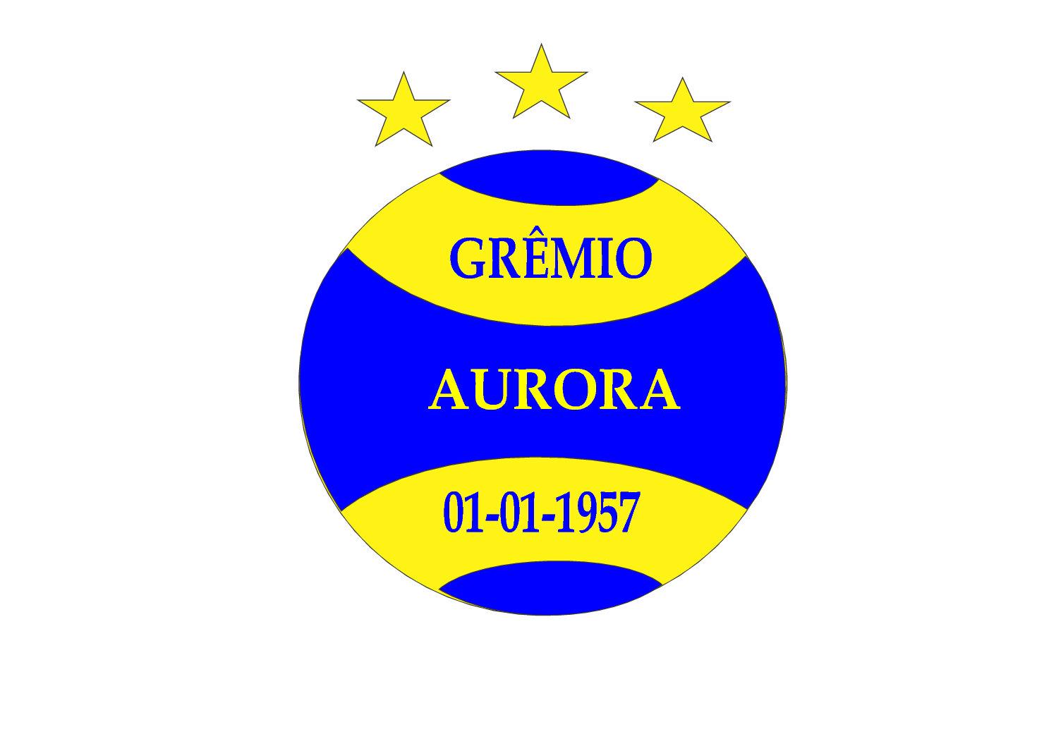 FARDAMENTO EQUIPE GRÊMIO ESPORTIVO AURORA DE QUINZE E NOVEMBRO/RS PARA CATEGORIA DE ASPIRANTES