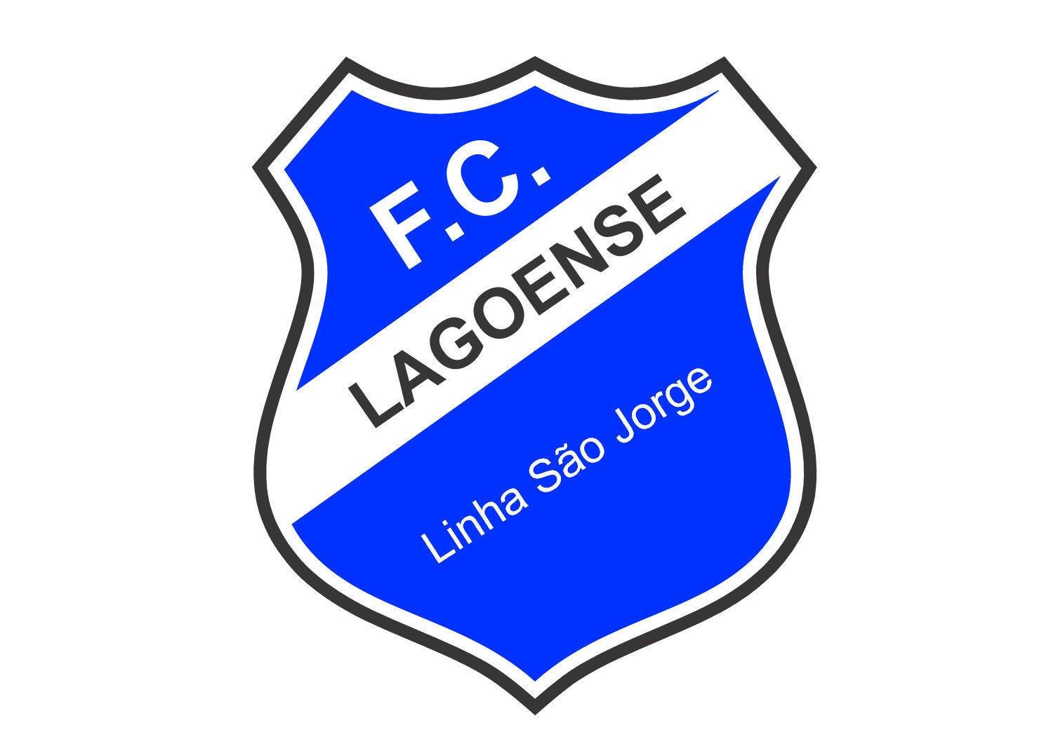 FARDAMENTO PARA EQUIPE DO LAGOENSE F.C DA LINHA SÃO JORGE DE CAMPOS BORGES/RS.