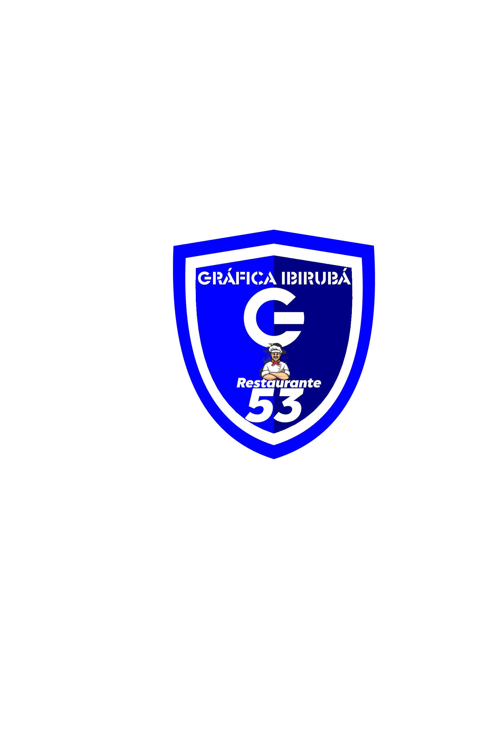 FARDAMENTO PARA EQUIPE DA GRÁFICA IBIRUBÁ/RESTAURANTE 53 DA CIDADE DE IBIRUBÁ/RS.