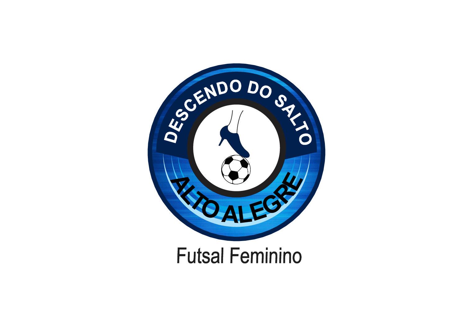 FARDAMENTO PARA EQUIPE DESCENDO DO SALTO DE FUTSAL FEMININO DE ALTO ALEGRE/RS.