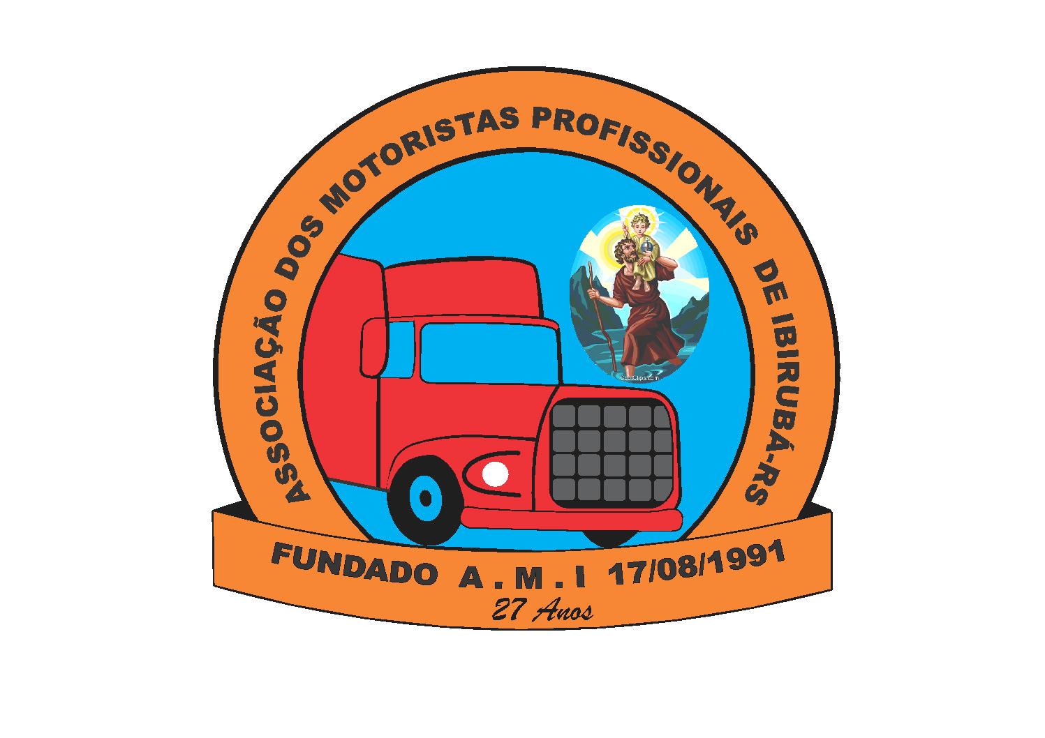 CAMISETAS POLOS PARA ASSOCIAÇÃO DOS MOTORISTAS PROFISSIONAIS DE IBIRUBÁ/RS.