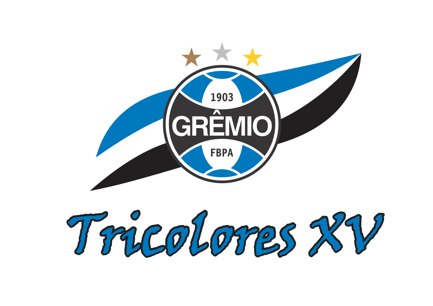 CAMISETAS PARA CONSULADO TRICOLORES XV/RS.