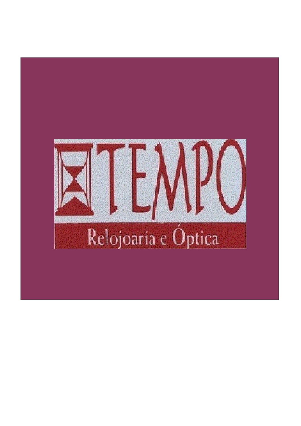 CAMISETAS POLOS, MODELO MASCULINO E FEMININOS, PARA EMPRESA TEMPO RELOJOARIA E ÓPTICA DA CIDADE DE IBIRUBÁ/RS.