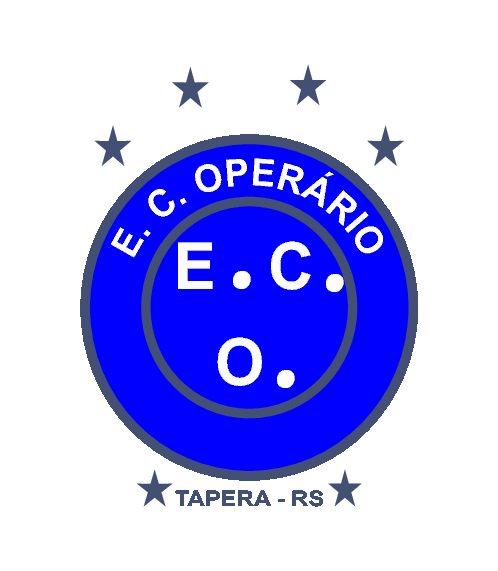 FARDAMENTO PERSONALIZADA PARA EQUIPE DO OPERÁRIO DA CIDADE DE TAPERA/RS.