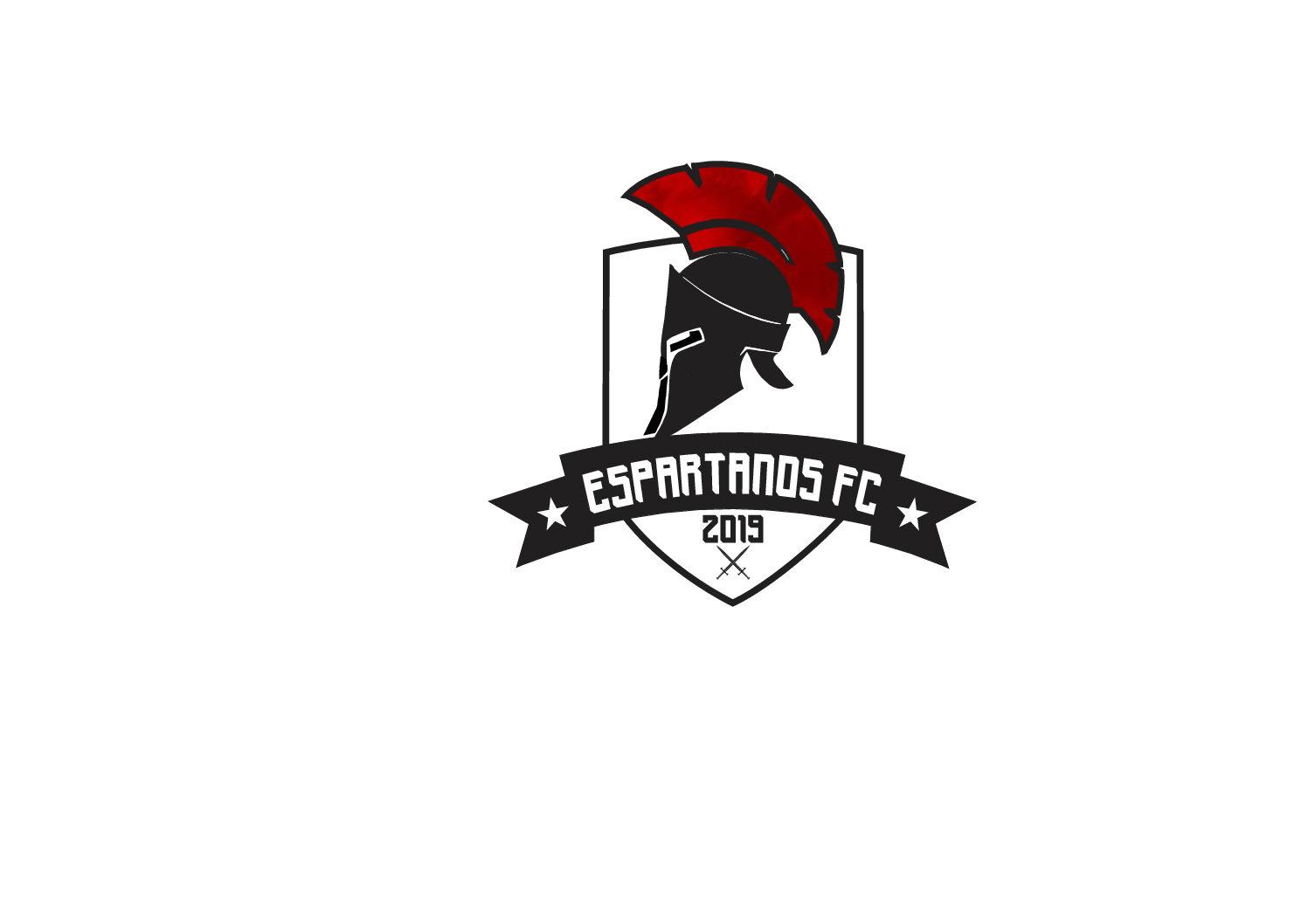 Fardamento personalizado para equipe do Espartanos, da cidade de Alegrete/RS.