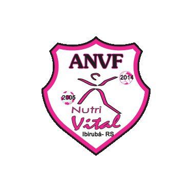 Fardamento personalizado para equipe de Futsal Feminino Nutrivital, da cidade de Ibirubá/RS.
