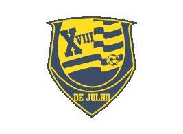 Fardamento personalizado para equipe do XVIII de Julho, da cidade de Espumoso/RS.