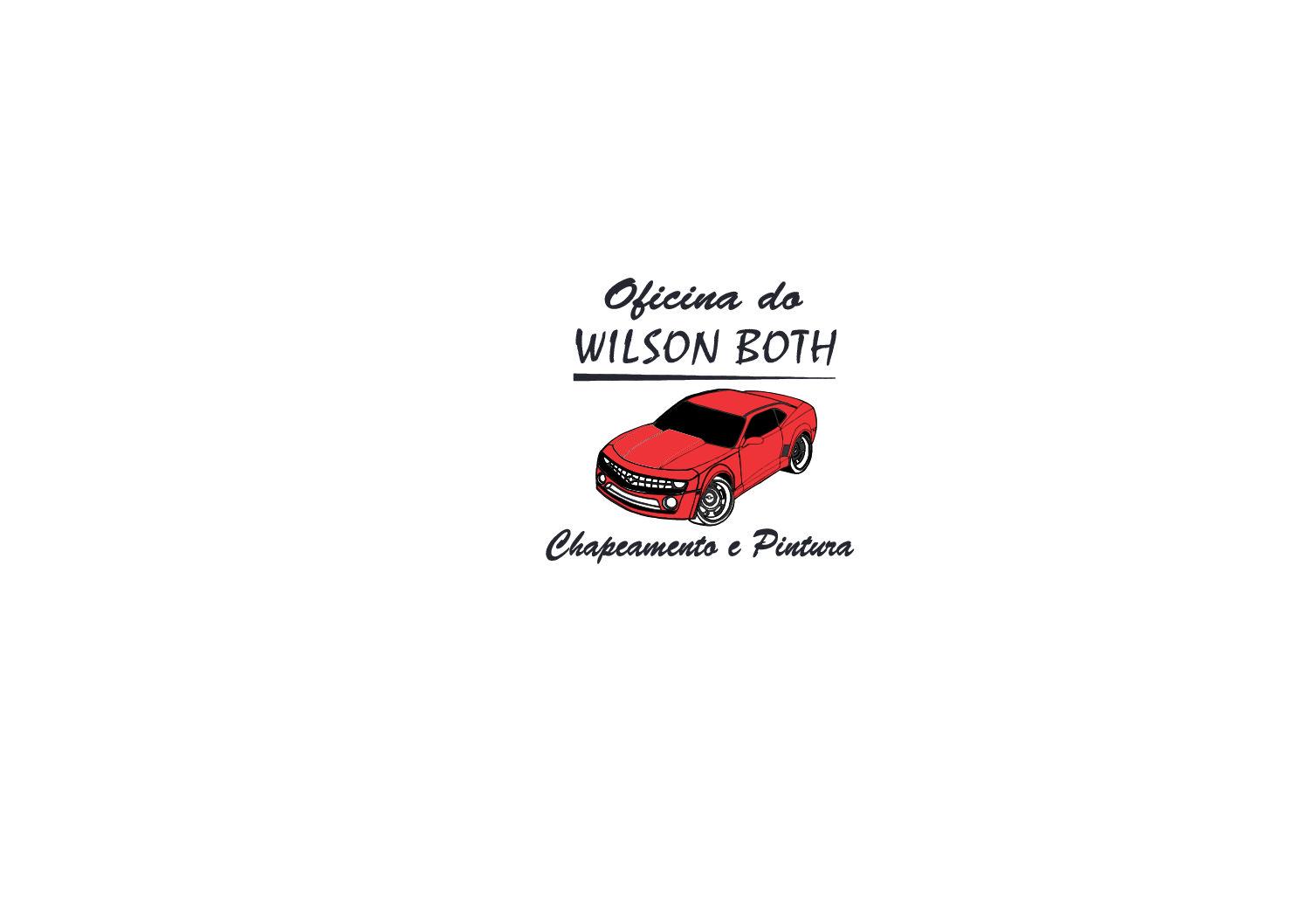 Camisetas com logo serigrafada para Oficina do Wilson Both, da cidade de Ibirubá/RS.