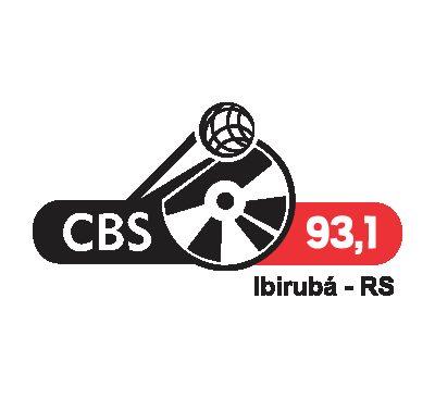 Moletons com bordado ponto a ponto para Equipe de Esportes da Rádio CBS, da cidade de Ibirubá/RS.