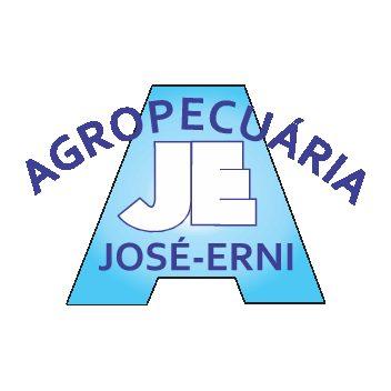 Camiseta Pólo com logo impressa, com bordado contorno, para a Agropecuária JE – José Erni, da cidade de Espumoso – RS.