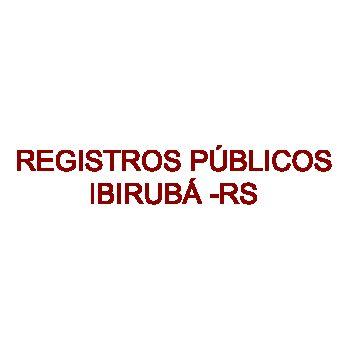 Camisetas pólo, modelo masculino e feminino, para o Cartório de Registros Públicos , da cidade de Ibirubá-RS.